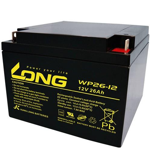 باتری یوپی اس لانگ WP26-12