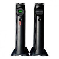 یو پی اس رک مونت POWER KR-RM Series 1000S دارای باتری داخلی