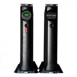 یو پی اس رک مونت POWER KR-RM Series 1000L دارای باتری خارجی