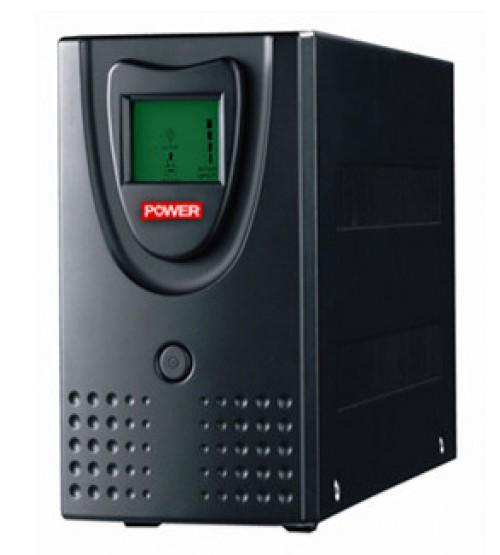 یو پی اس LCD series 2000S دارای باتری داخلی