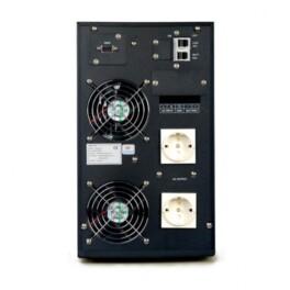 یو پی اس LCD series 500S دارای باتری داخلی