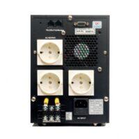 یو پی اس LCD series 2000L دارای باتری خارجی