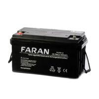 باتری سیلد اسید ۱۰۰ آمپر فاران ۱۲V-100A UPS Battery Faran
