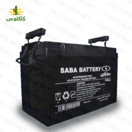 باتری سیلد اسید (یو پی اس) صبا باتری ۲۰۰ آمپر