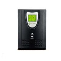 یو پی اس آفلاین تک فاز نت پاور LCD-700VA با باتری Netpower Single Phase Off Line UPS