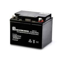 باتری سیلد اسید ۹ آمپر فاران ۱۲V-9A UPS Battery Faran