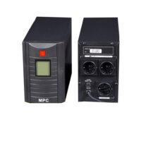 یو پی اس لاین اینتراکتیو تک فاز پرسو MPC GS 650 Porsoo MPC GS 650 Energy Single Phase Line Interactive UPS
