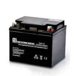 باتری سیلد اسید فاران ۱۲V-120A UPS Battery Faran