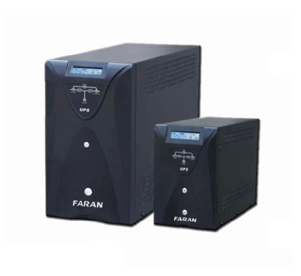 یو پی اس لاین اینتراکتیو تک فاز فاران Trust 3KVA Faran Single Phase Line Interactive UPS