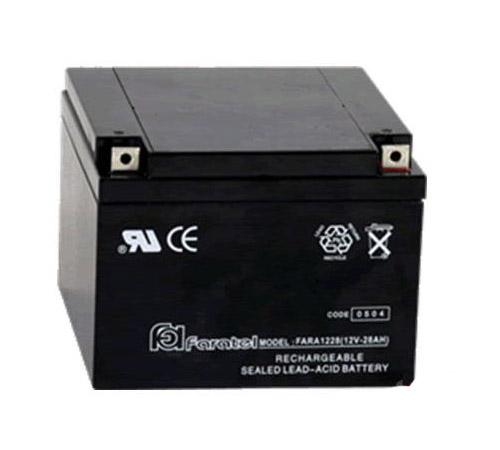 باتری سیلد اسید فاران ۱۲V-28A UPS Battery Faran