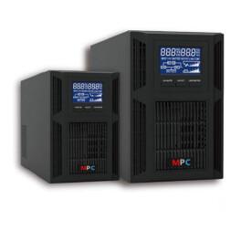 یو پی اس لاین اینتراکتیو تک فاز پرسو MPC GH 2000 Porsoo MPC GH 2000 Energy Single Phase Line Interactive UPS