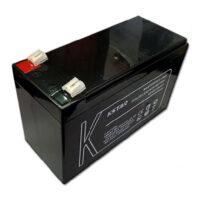 باتری سیلد اسید کی استار ۱۲V 18A Kstar 12V 18A VRLA Battery