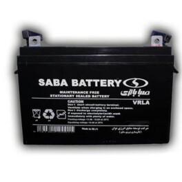 باطری یو پی اس صبا باتری ۱۵۵ امپر