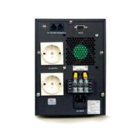 یو پی اس لاین اینتراکتیو تک فاز نت پاور KI-5000VA Netpower Single Phase Line Interactive UPS