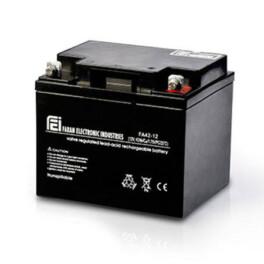 باتری سیلد اسید فاران ۱۲V-42A UPS Battery Faran