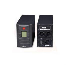 یو پی اس لاین اینتراکتیو تک فاز پرسو MPC GS 1500 Porsoo MPC GS 1500 Energy Single Phase Line Interactive UPS