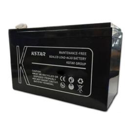باتری سیلد اسید کی استار ۱۲V 42A Kstar 12V 42A VRLA Battery