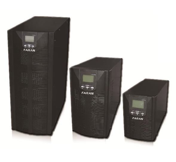 یو پی اس آنلاین تک فاز فاران Aspire 6KVA Faran Single Phase Online UPS