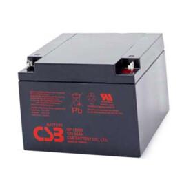 باتری سیلد اسید فاراتل ۱۲V26AH CSB UPS Battery Faratel