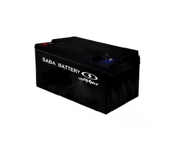 باتری سیلد اسید صبا باتری ۶۵آمپر مخصوص یو پی اس