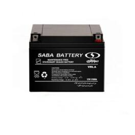 باتری یوپی اس صبا باتری ۲۸ آمپر