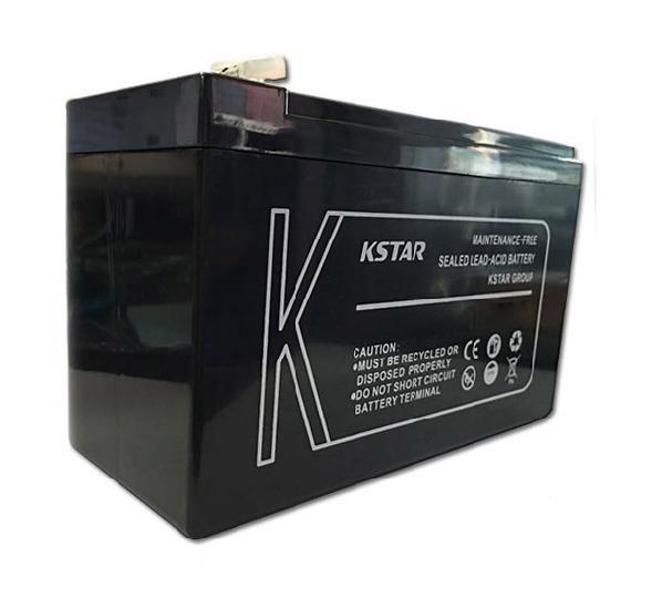 باتری سیلد اسید کی استار ۱۲V 28A Kstar 12V 28A VRLA Battery