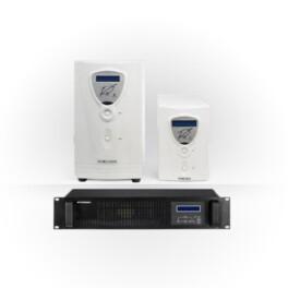 یو پی اس آنلاین تک فاز هیوندای SC3-0211 2KVA Hyundai Single Phase Online UPS