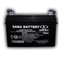 باتری یو پی اس ۱۲ ولت ۷ آمپرصبا باتری