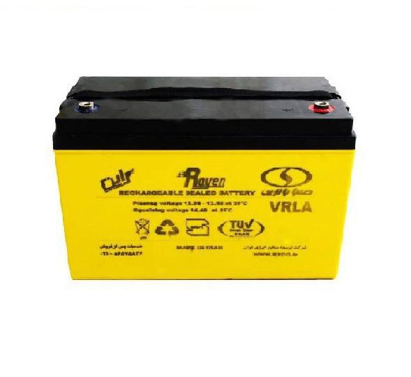 باتری سیلد اسید صبا باتری ۷٫۵ آمپر برای یو پی اس