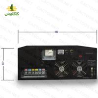 یو پی اس فاراتل CAD 10KX3-RT4U Faratel UPS CAD 10KX3-RT4U