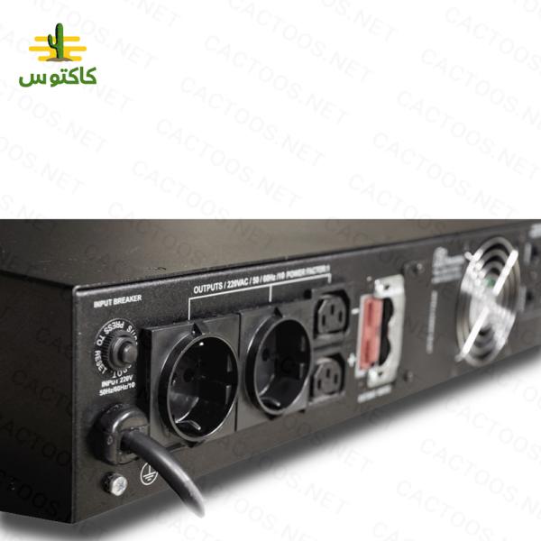 یو پی اس فاراتل DSS1500X-RT UPS Faratel DSS1500X-RT