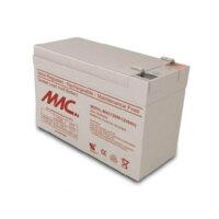 باتری یو پی اس مک ۱۲V 9AH فاراتل مدل MAC1290