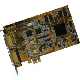 دستگاه دی وی آر هایک ویژن مدل DS 4308HFVI E