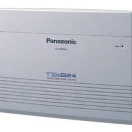 آی پی فون سانترال پاناسونیک مدل TEM824
