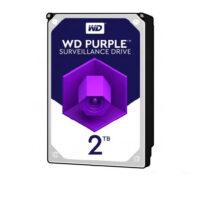 هارد دوربین مداربسته وسترن دیجیتال ۲ ترابایت مدل WD20PURZ