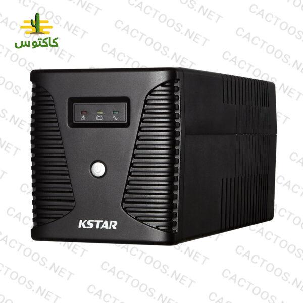 یو پی اس KSTAR (کی استار) توان ۶۰۰VA مدل UA60