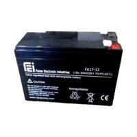 باتری سیلد اسید ۱۷ آمپر فاران ۱۲V-17A UPS Battery Faran