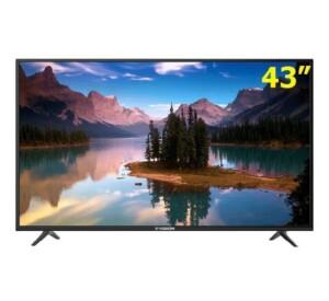تلویزیون ایکس ویژن ۴۳ اینچ مدل ۴۳xk580