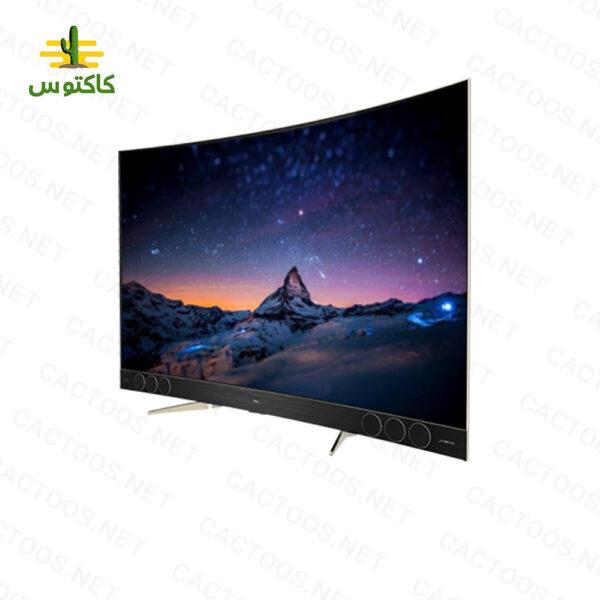 تلویزیون تی سی ال ۶۵ اینچ مدل ۶۵X3CUS