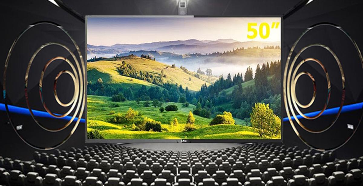 تلویزیون تی سی ال مدل ۴۳D3000i مجهز به تکنولوژی DOLBY AUDIO