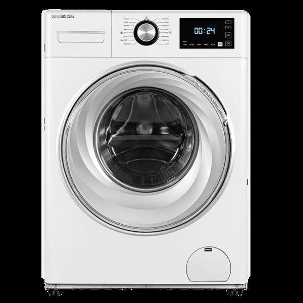 ماشین لباسشویی ایکس ویژن مدل ۸kg WE82 AWI
