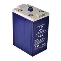 باتری ۲ ولتی خشک صبا ۶۰۰ آمپر