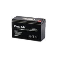 باتری سیلد اسید ۷ آمپر فاران ۱۲V-7A UPS Battery Faran