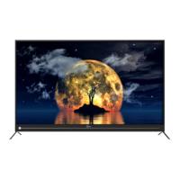 تلویزیون هوشمند جی پلاس ۵۵ اینچ مدل GTV-55JU812N