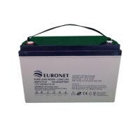 باتری یو پی اس ۱۲ ولت ۱۰۰ آمپر ساعت یورونت