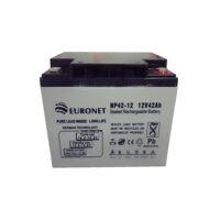 باتری یو پی اس ۱۲ ولت ۴۲ آمپر ساعت یورونت