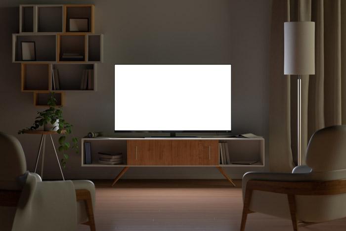 تلویزیون ال جی رسیور دار با LK5730