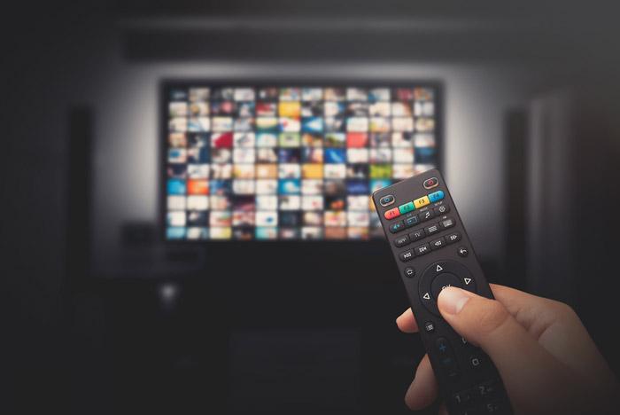 تلویزیون رسیور دار با UM7340