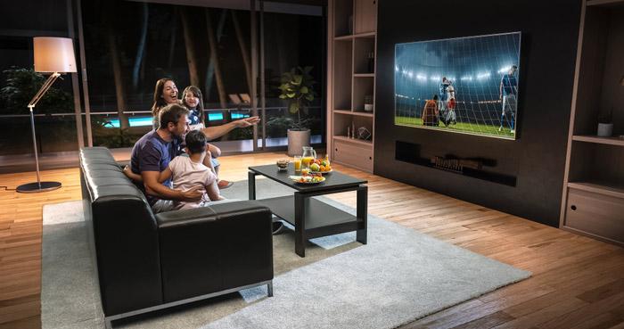 بهترین مارک تلویزیون از نظر کیفیت تصویر
