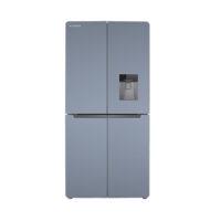 یخچال و فریزر چهار درب ایکس ویژن تیتانیوم مدل TF540-AGD